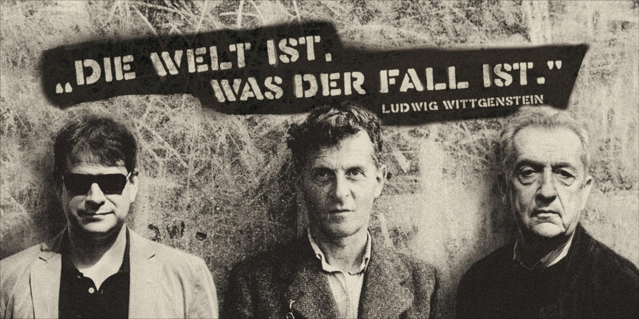 Wittgensteins Welten: 125 Jahre Wittgenstein – Philosophie im Theater, in der Musik und im Film
