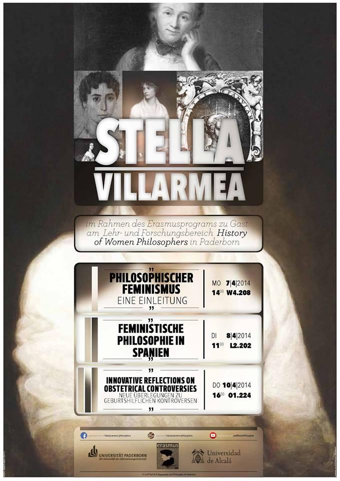 "Prof. Stella Villarmea – ""Philosophical feminism: an introduction"""