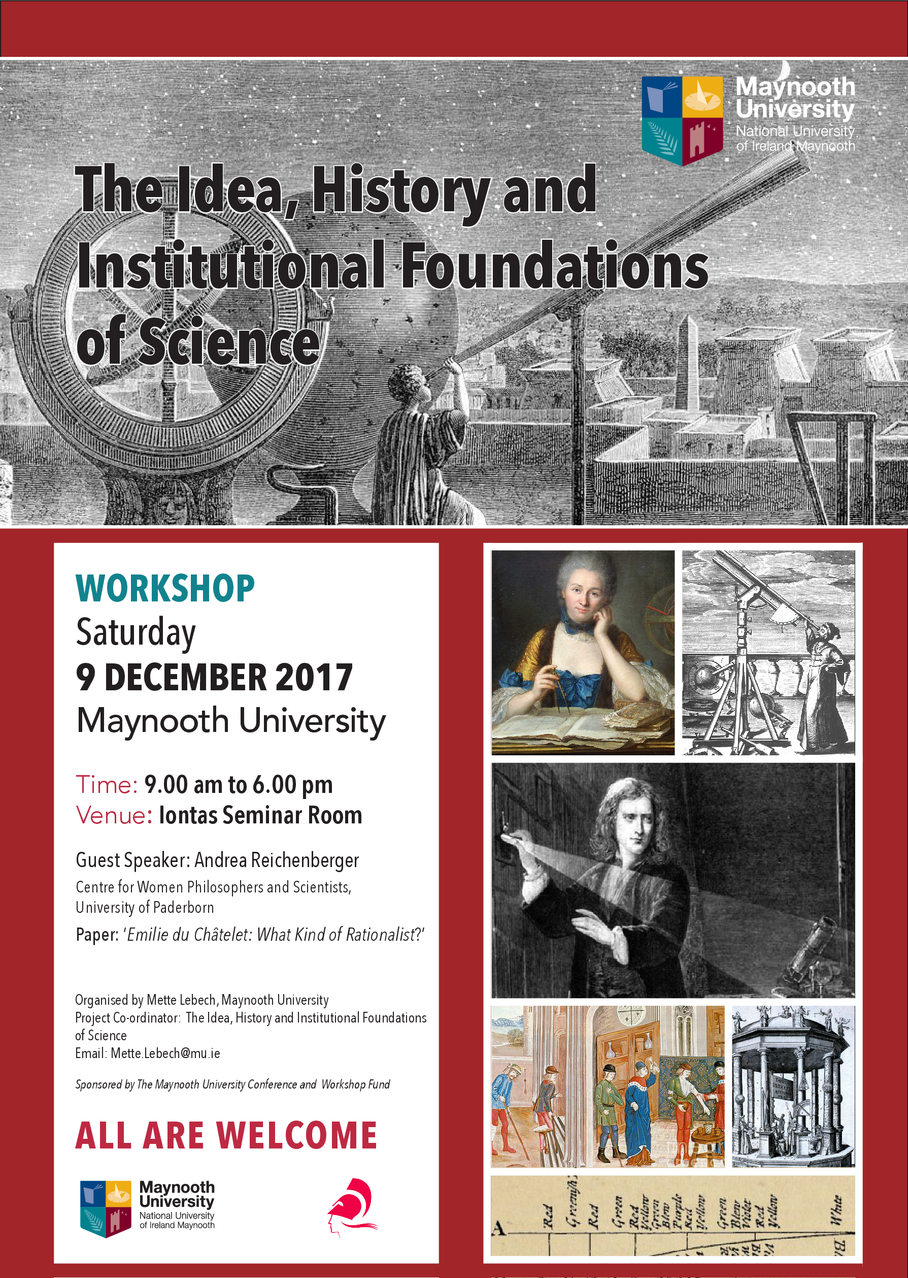 The Idea, History and Institutional Foundations of Science