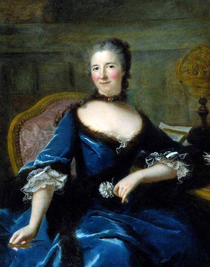 Émilie Du Châtelet's Foundations of Physics