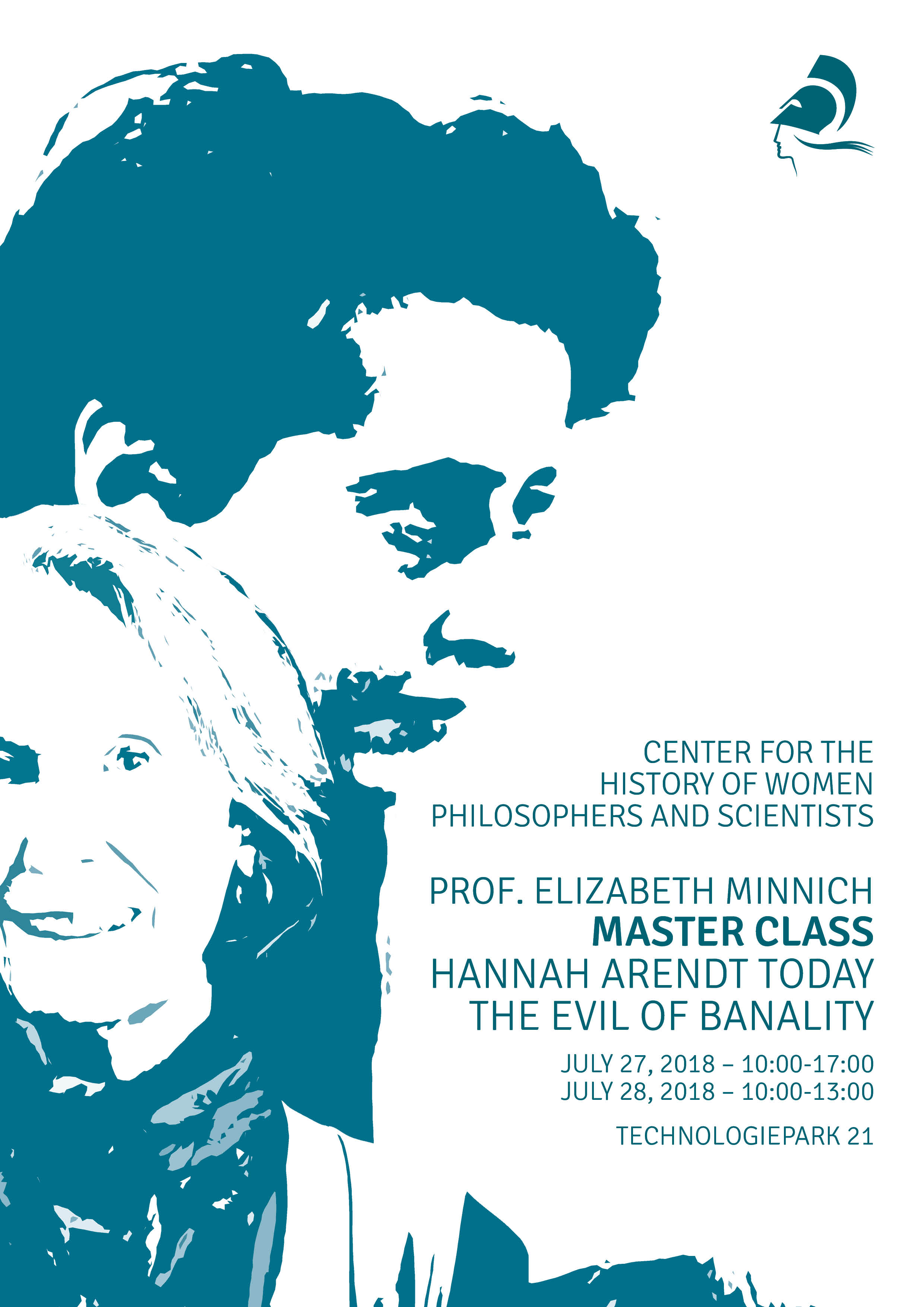 Master Class: Hannah Arendt Today. The Evil of Banality