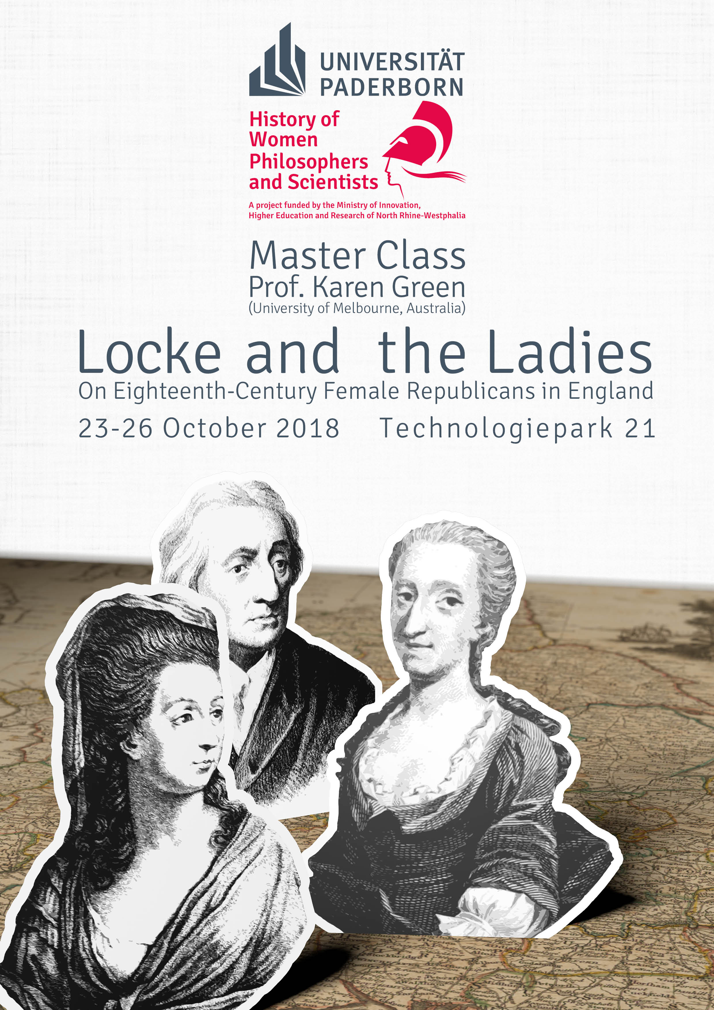 Locke and the Ladies. On Eighteenth-Century Female Republicans in England