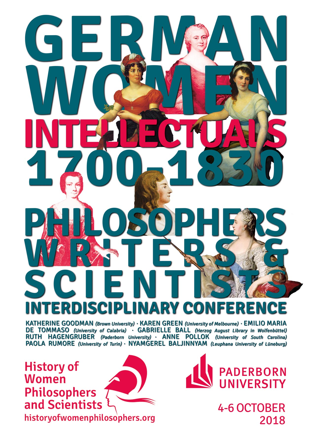 German Women Intellectuals 1700-1830