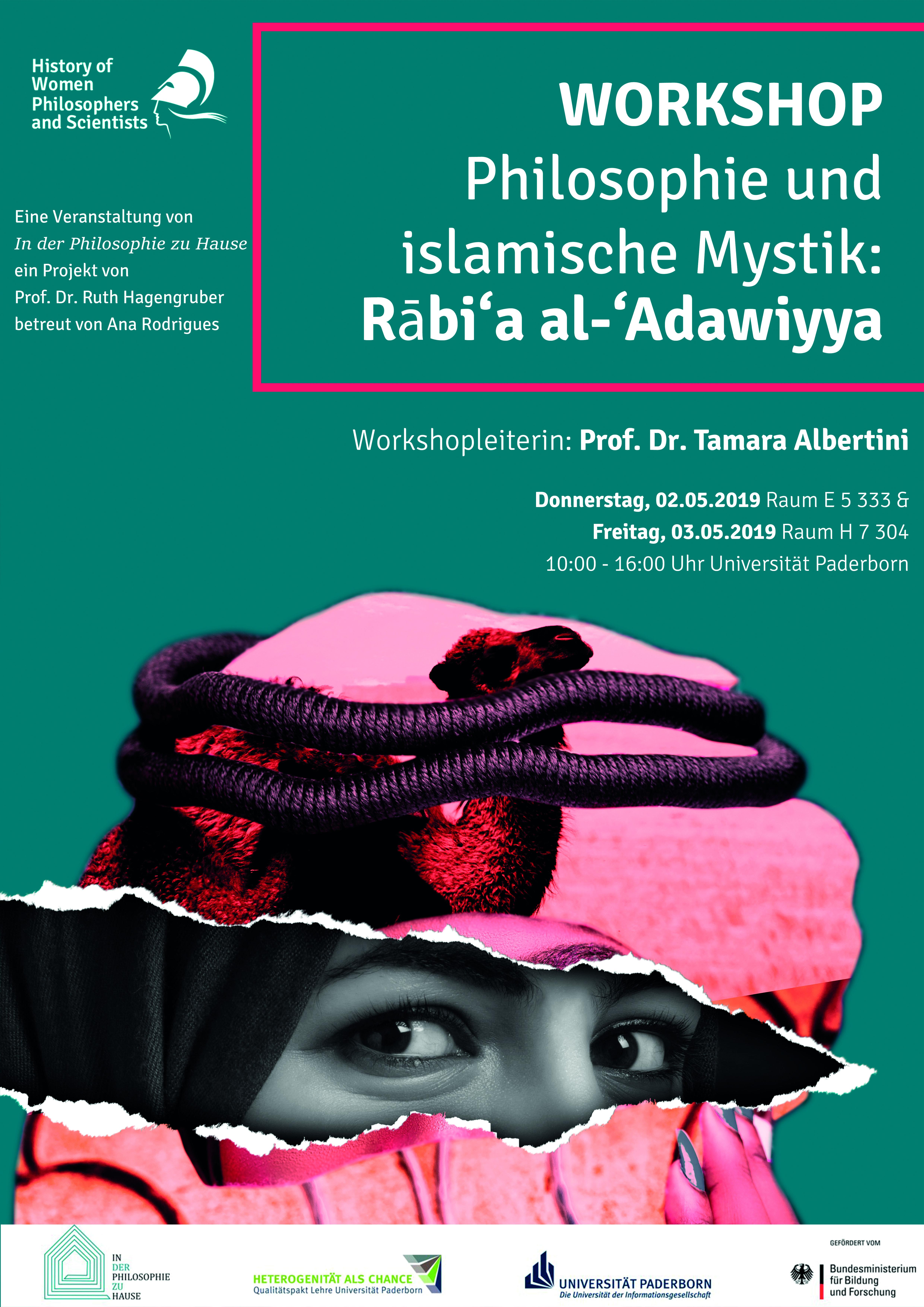 Philosophy and Islamic Mysticism: Rābi'a al-'Adawiyya